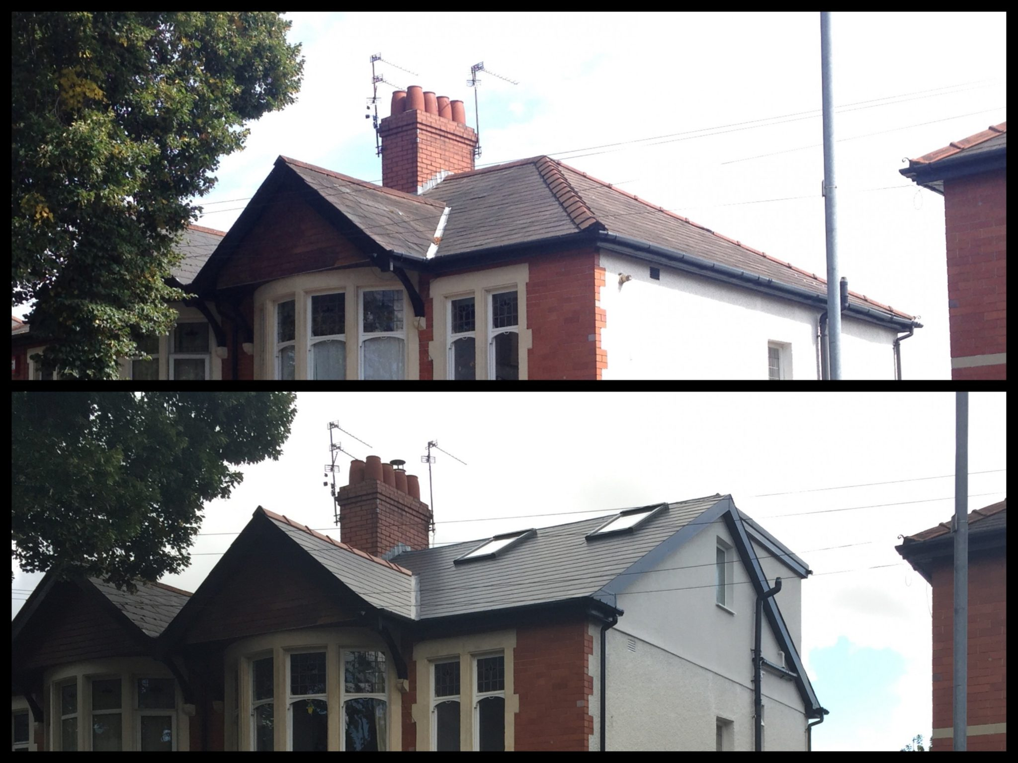 Loft Conversion types in worthing, Rear Dormer, Hip to ...