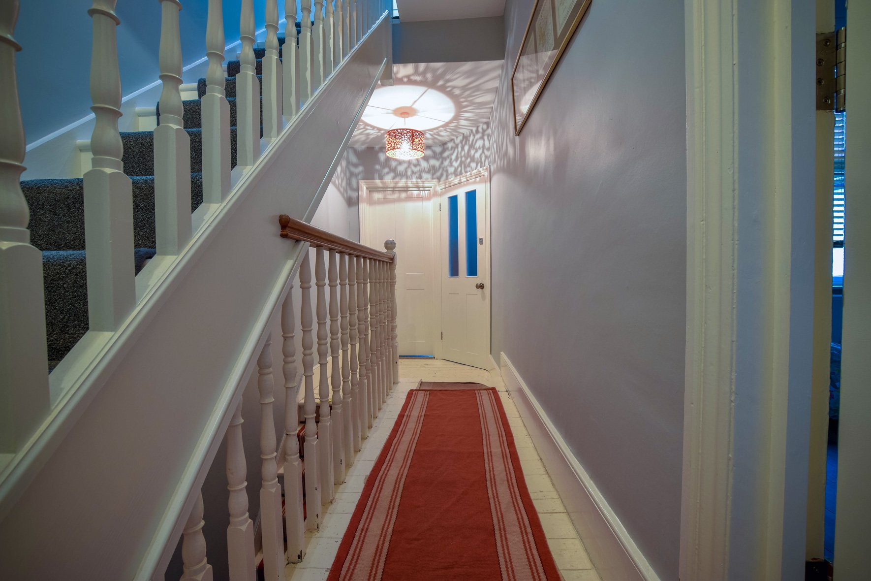 L-Shape Dormer Conversion stairs