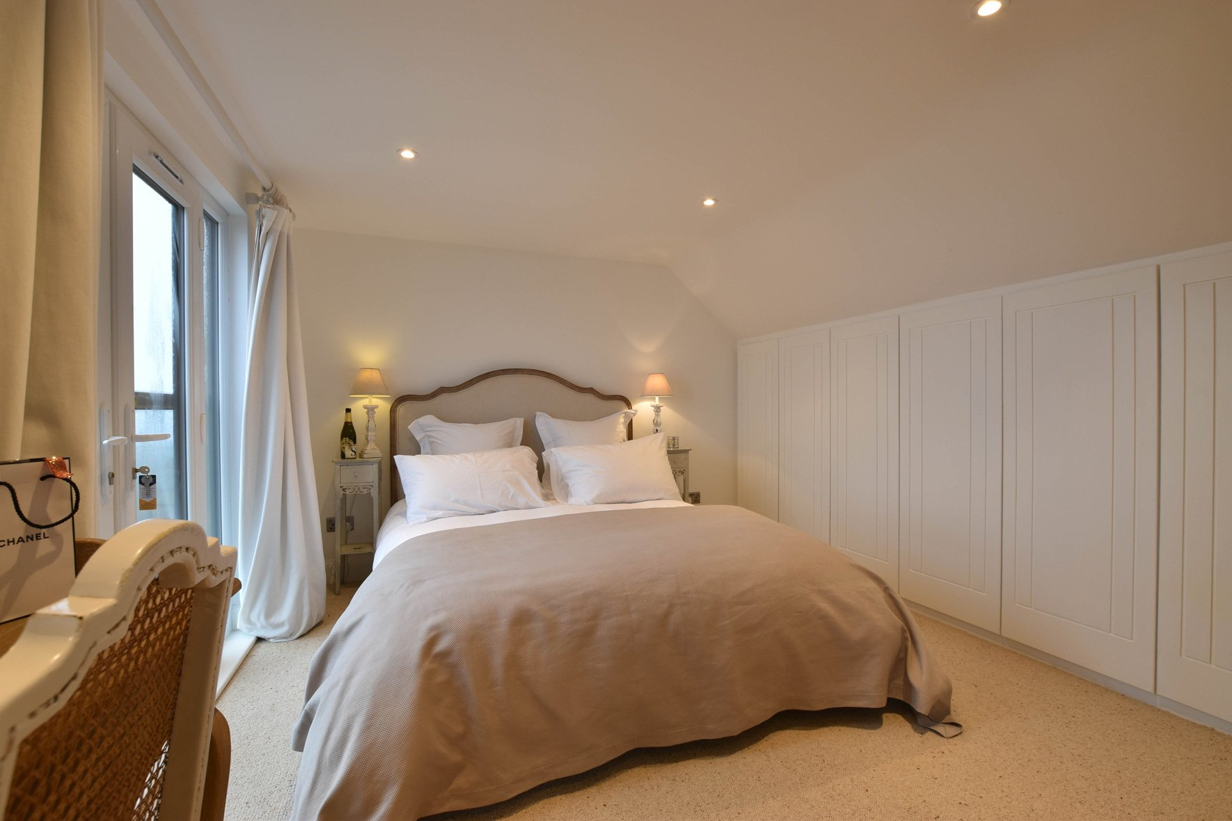 Hip to Gable bedroom