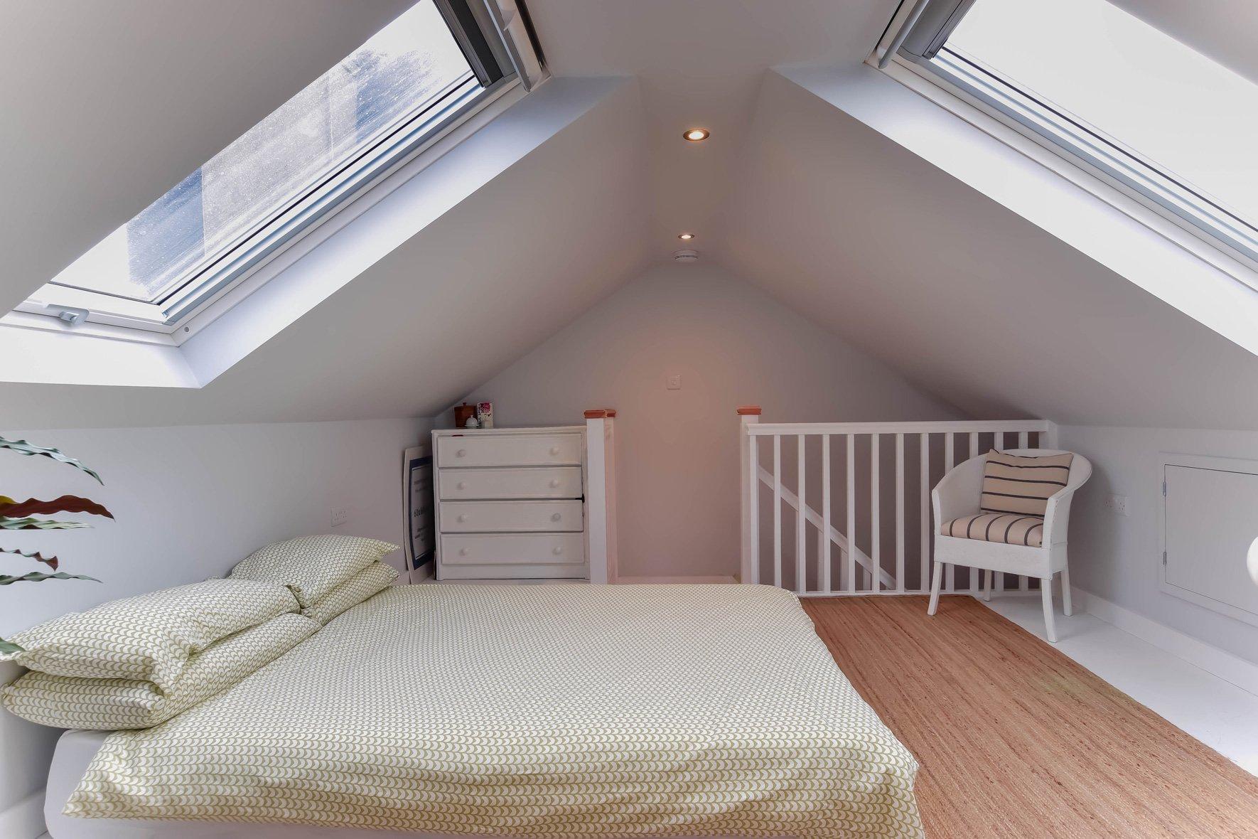 velux rooflight conversion bedroom